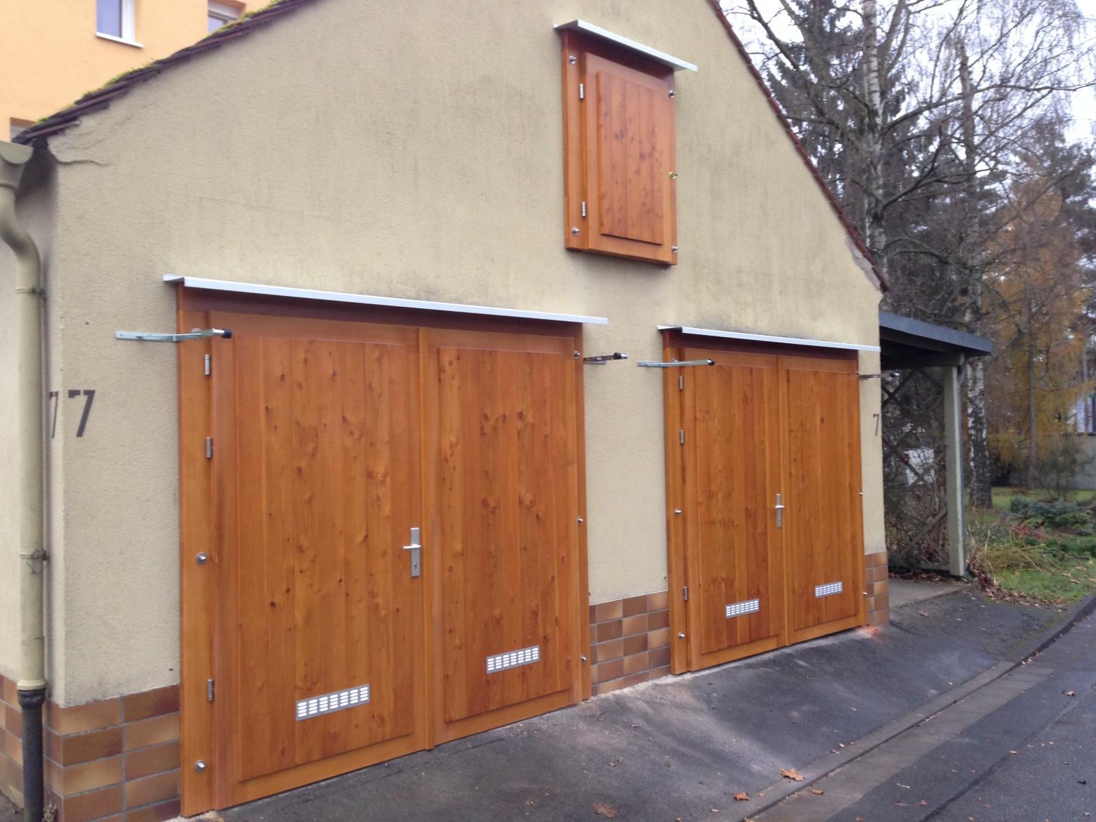 Garagen / Garten