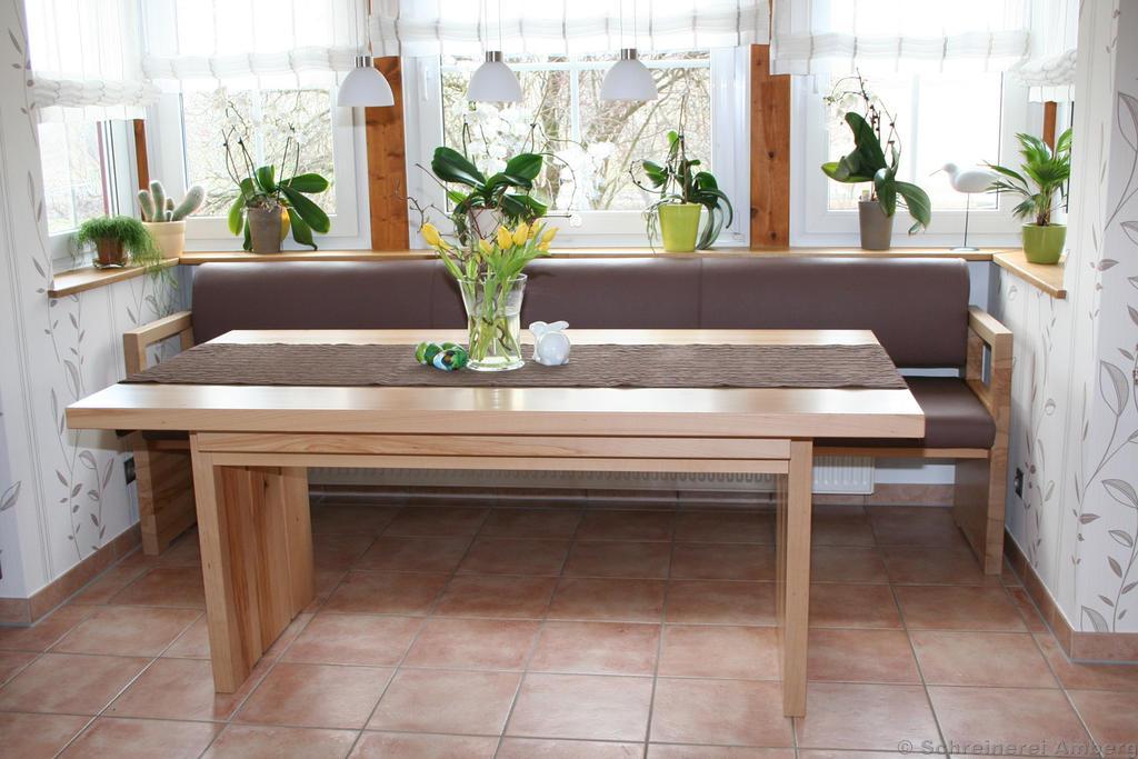 esszimmergarnitur mit bank. Black Bedroom Furniture Sets. Home Design Ideas